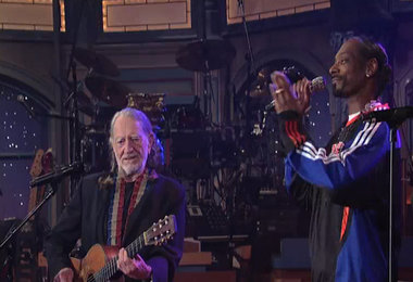 Willy Nelson Snoop Dogg